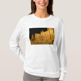 Frankreich, Avignon, Provence, päpstlicher Palast T-Shirt