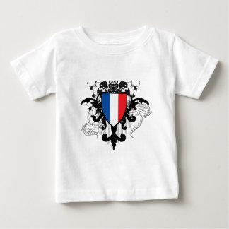Frankreich Baby T-shirt