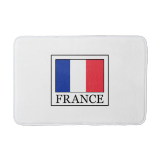 Frankreich Badematte