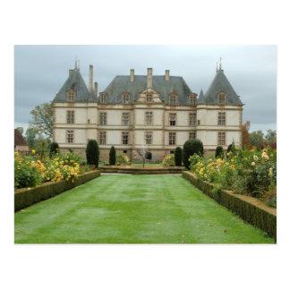 Frankreich, Burgunder, Cormatin, Chateau de Postkarte