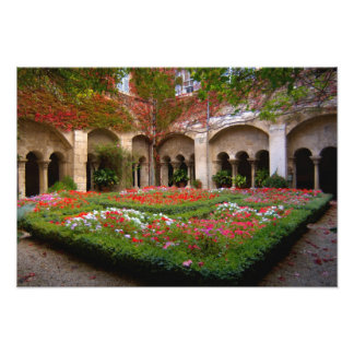 Frankreich, De Provence, Klöster St. Remy an Fotodrucke