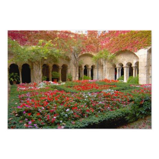Frankreich, De Provence, Klöster St. Remy bei 2 Photographie