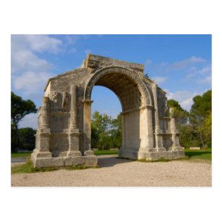 Frankreich, De Provence, Triumphbogen St. Remy Postkarten