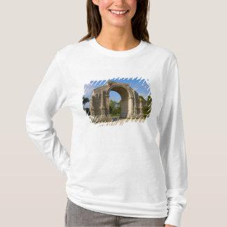Frankreich, De Provence, Triumphbogen St. Remy T-Shirt