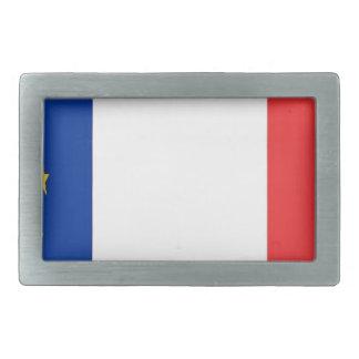 Frankreich Europa Rechteckige Gürtelschnalle
