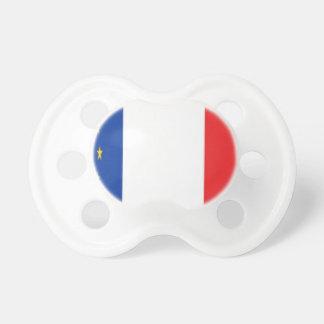 Frankreich Europa Schnuller