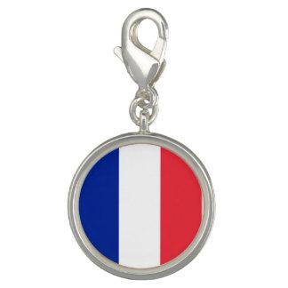 Frankreich-Flagge Charms