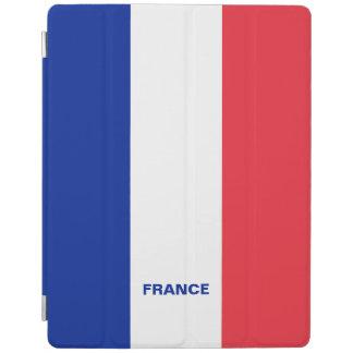 Frankreich-Flagge iPad intelligente Abdeckung iPad Hülle