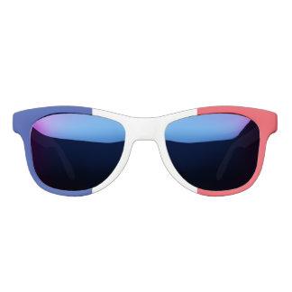 Frankreich-Flaggen-Sonnenbrille Brille