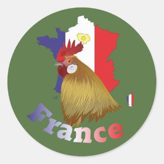 Frankreich France Francia Aufkleber