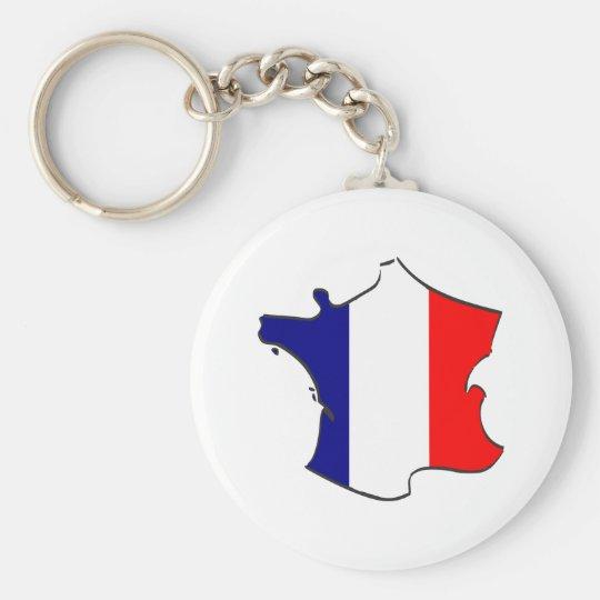 Frankreich France Schlüsselanhänger