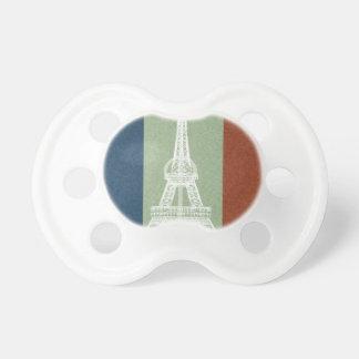 Frankreich FußballFlagge Schnuller