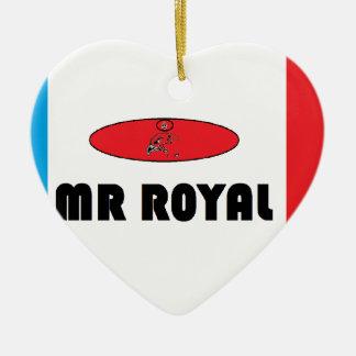 Frankreich Herr-königlich Keramik Ornament
