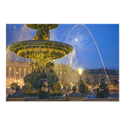 Frankreich, Ile de France, Paris, Concorde-Platz,  Kunstphotos
