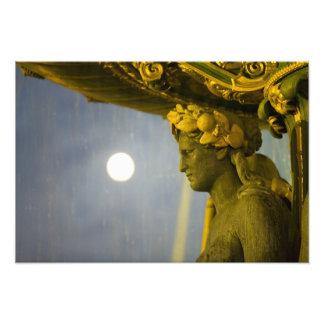 Frankreich, Ile de France, Paris, Concorde-Platz,  Photodruck