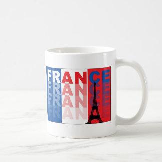 Frankreich Kaffeetasse