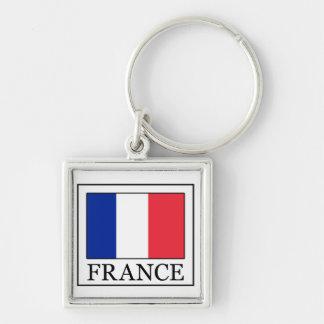Frankreich Keychain Schlüsselanhänger
