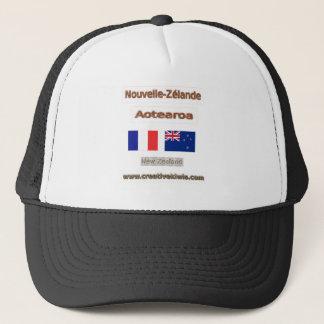 Frankreich, Nouvelle-Zélande Truckerkappe