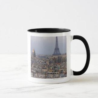 Frankreich, Paris, Stadtbild mit Eiffelturm Tasse