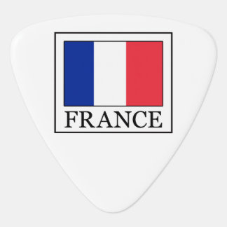 Frankreich Plektron