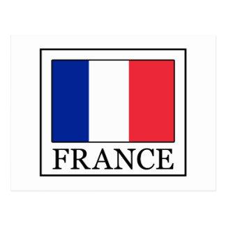 Frankreich Postkarte