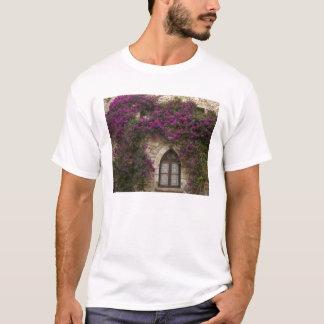 Frankreich, Provence, Eze. Helles Rosa T-Shirt