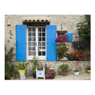 Frankreich, Provence, Saint-LÈger-du-Ventoux. Postkarte