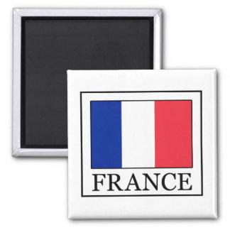 Frankreich Quadratischer Magnet