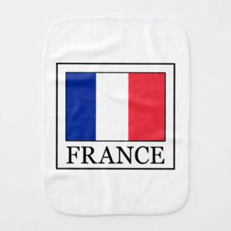 Frankreich Spucktuch