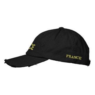 FRANKREICH stickte Bestickte Baseballkappe