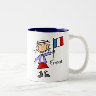 Frankreich-Tasse