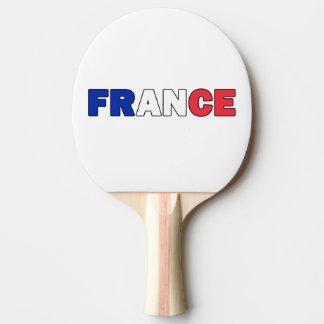 Frankreich Tischtennis Schläger
