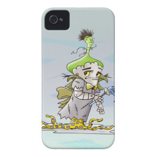 FRANKY-BUTTERiPhone 4   B DORT iPhone 4 Case-Mate Hülle