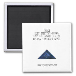 Franse Quadratischer Magnet