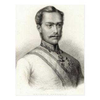 Franz Joseph I, Kaiser von Österreich 2 Postkarte