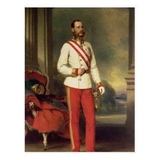 Franz Joseph I, Kaiser von Österreich Postkarte