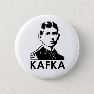 Franz Kafka Runder Button 5,1 Cm