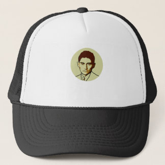 Franz Kafka Truckerkappe