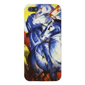 Franz Marc der Turm blauen PferdiPhone 5 Kastens iPhone 5 Hülle