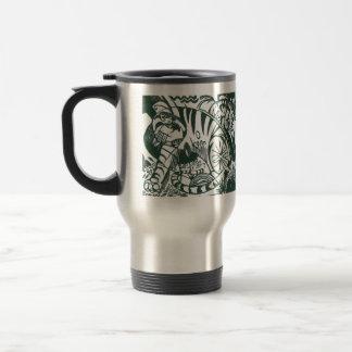 Franz Marc - Tiger Kaffeehaferl