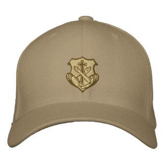 Franziskanerlogo - Wappen Bestickte Baseballkappe