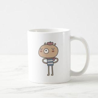 Franzose-Bär Kaffeetasse
