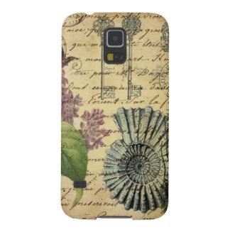 Franzosen befestigen Seashell moderne Vintage Galaxy S5 Cover
