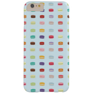 Franzosen Macaron iPhone Fall Barely There iPhone 6 Plus Hülle