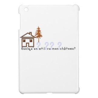 Französisch-Schloss iPad Mini Hülle
