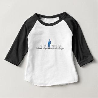 Französisch-Vati Baby T-shirt