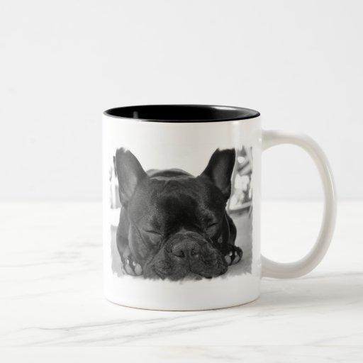 Französische Bulldogge Coffe Tasse