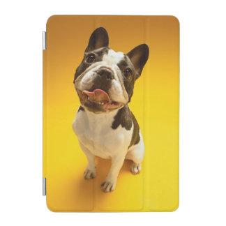 Französische Bulldogge, die oben schaut iPad Mini Cover