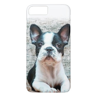 Französische Bulldogge iPhone 6 Plusfall iPhone 8 Plus/7 Plus Hülle
