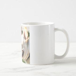 Französische Bulldogge Kaffeetasse